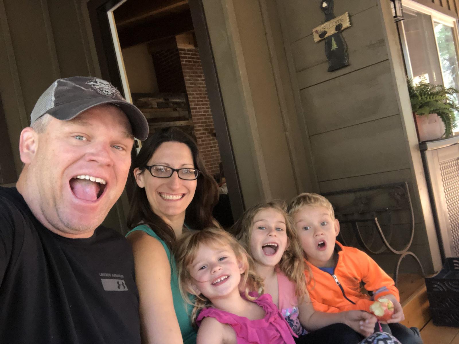 Kaminski Family Picture
