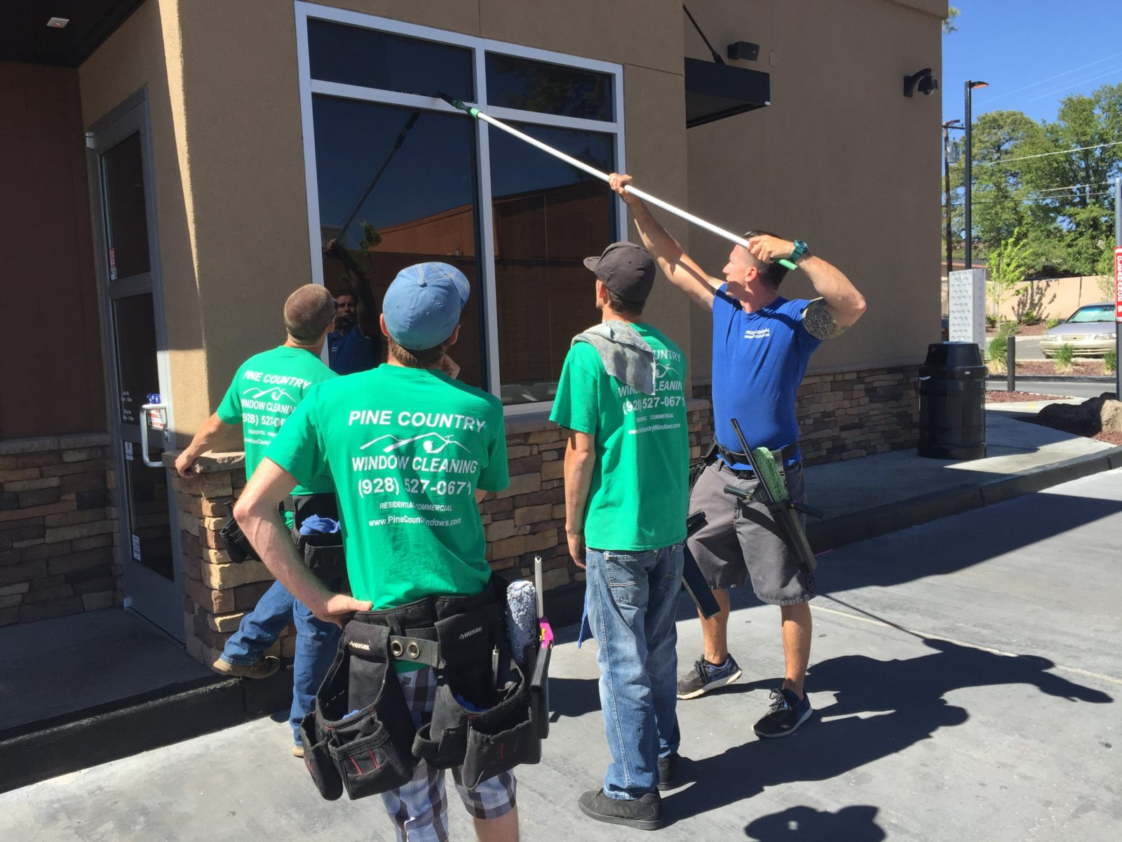Professional Window Cleaning Services in Flagstaff AZ