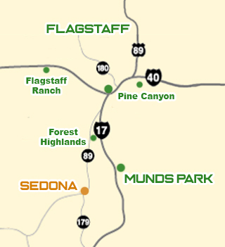 Pine Country Service Area