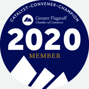 Flagstaff AZ Chamber Sticker_2020