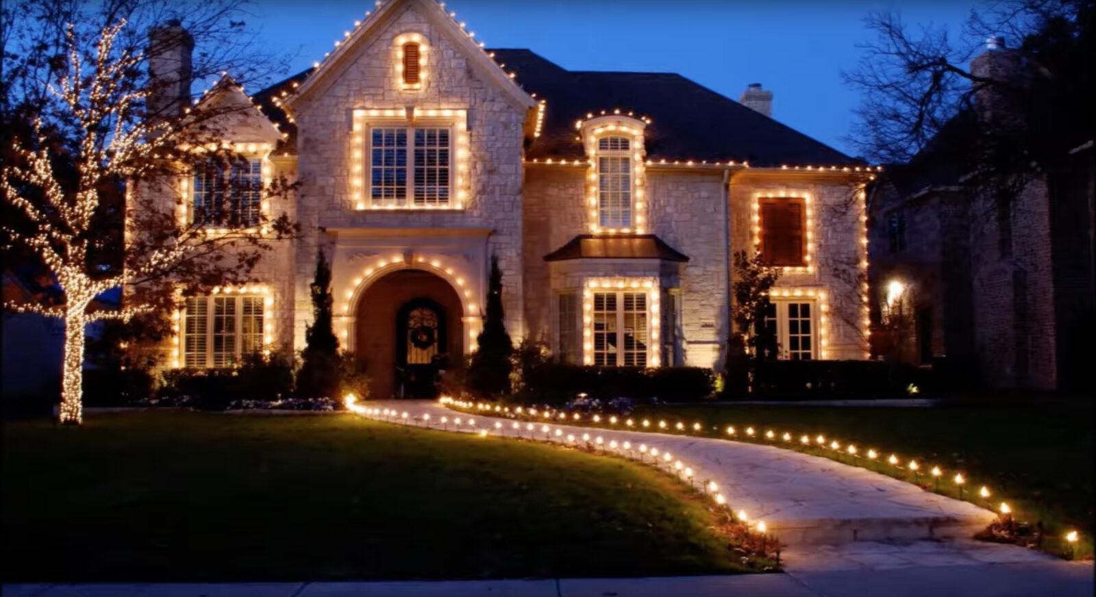 Christmas Light Decorating Company Flagstaff AZ